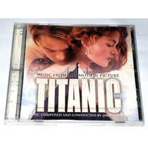 Titanic Music From The Motion Picture Soundtrak Celine Dion