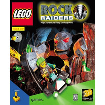 Lego Rock Riders Aventura Retrocomp Ps1 Ps2 Ps3 Rare
