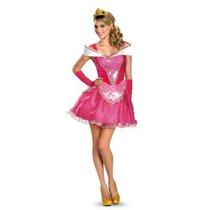 Disfraz De Aurora, Bella Durmiente Para Damas, Princesas