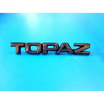 Emblema Ford Topaz Gs - Glx
