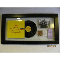 Rarisimo Lp Autografiado Por Roger Waters De Pink Floyd