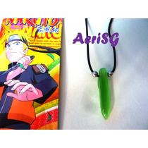 Arg Increible Collar Del Hokage Naruto Shippuden Anime Au1