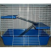 Jaula Para Hamsters, Huron, Cuyos O Chinchilla