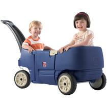 Carrito Vagon Para Niños 2 Step Blue Inovativo (azul) Vv4