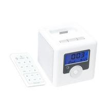Sistema De Audio Con Reloj Despertador Radio Fm Para Ipod Ou