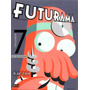 Futurama, Volumen 7, Septima Temporada, Serie Tv, Dvd