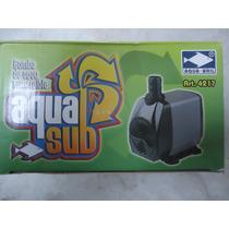 Bomba De Agua Sumergible 2000l/h, 3.2m