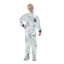 Astronauta Traje - Childrens Boy Spaceman Vestido De Lujo