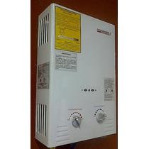 Calentador Instantaneo De Paso Kruger 5 Litros Gas Natural