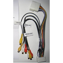 Cable Ves De Video Para Radios Chyrsler/dodge/jeep Sacar Vid