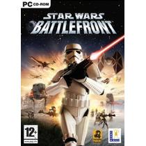 Star Wars Battlefront Pc * Windows 98 2000, Me, Xp. Ingles