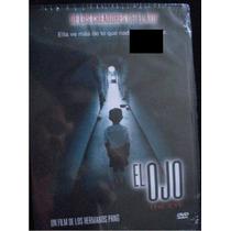 Dvd Pelicula : El Ojo / The Eye / Hermanos Pang