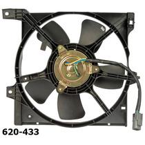 Ventilador De Radiador Nissan Sentra 2.0l L4 1998 - 1999
