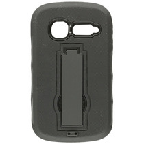 Funda Case Survivor Alcatel One Touch Pop C1 En Negro