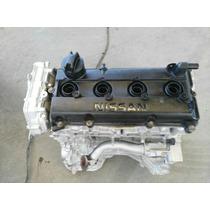 Motor Reconstruido Altima O Xtrail 2.5 4 Cilindros