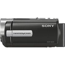 Sony - Dcr-sx85/b 16gb Flash Memory Camcorder - Black