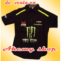 Monster Rally Camisa Talla 2-4