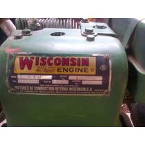 Motor De Combustión Interna Wisconsin