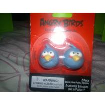 Borradores Y Rompecabezas 3d De Angry Birds