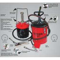 Oferta Inyector De Grasa 10 Kg Marca Urrea Lubricante