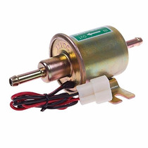 Bomba De Gasolina Electrica Universal 12v
