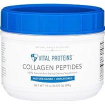 Las Proteínas Vitales Pasto Criado-colágeno Péptidos (10 Oz)