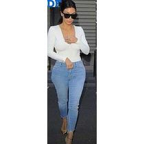 Blusa Sexy De Moda Con Escote En La Espalda