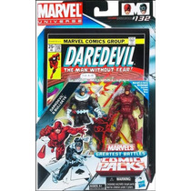 Marvel Universe Greatest Battles Daredevil & Bullseye