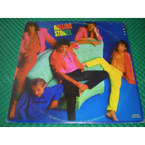 Disco Acetato Vinil The Rolling Stones Dirty Work Lp#