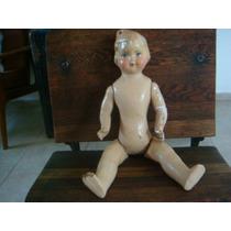 Muñeca Antigua De Los 30