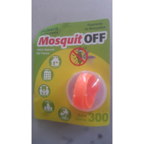 Pulsera Repelente A Moscos Mosquit-off (paquete Con 10)