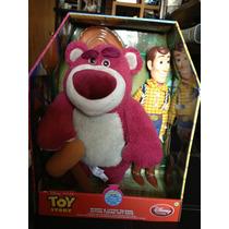 Lotso Y Woody Buzz Zurg Zorg Tiro Al Blanco Toy Story 3