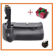 Empunadura Grip Bg-e9 Bateria Lp-e6 P/camara Canon Eos 60d