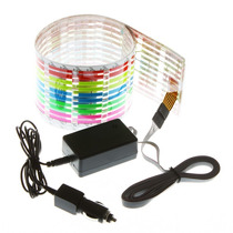 Sticker Led Audiorítmico (ecualizador) Para Auto, Dj