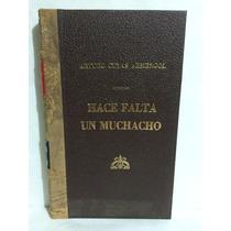 Hace Falta Un Muchacho 1 Vol Arturo Cuyás Armengol