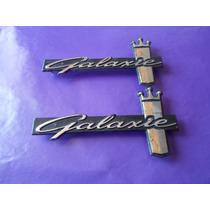 Emblemas Galaxie Ford Clasico