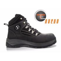Zapato De Seguridad Industrial Berrendo Tecnolight Mod. 365