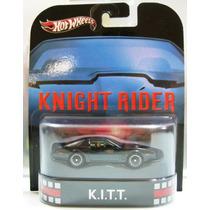 Kitt Knight Rider Auto Increíble Classic Tv Series Retro 80s