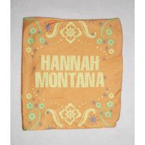 Padrísimo Cubre Libro De Hannah Montana, Es Un Forro De Tela