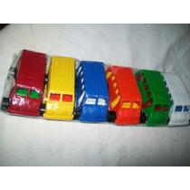 Gcg Lote De Camiones Camioncitos De Juguete 6 Pzas Retro