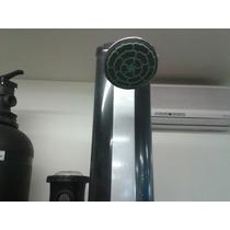 Regadera Con Calentador Solar Y Lavapies Para Alberca Sp0
