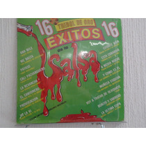 Salsa - Trebol De Oro, 16 Exitos, Varios