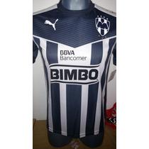 Jersey Monterrey Niño 2015 Puma Original Conjunto