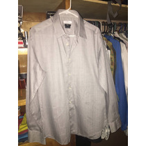 Camisa Versace City Collection Talla 44! Envio Gratis!