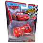 Cars Disney Mcqueen With Crash Damaged. Quick Changers Race.