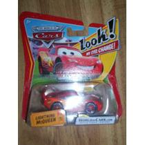 Cars Disney Pixar * Lightning Mc Queen Look My Eyes * Mattel