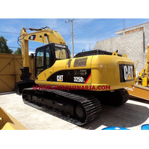 Excavadora Caterpillar 325dl, Kit/martillo, Recién Importada
