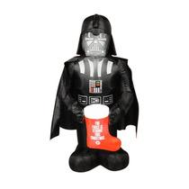 Inflable Darth Vader Navideño Star Wars Navidad R2d2 Yoda