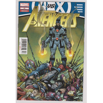 The Avengers #21 - Avengers Vs X Men - Editorial Televisa