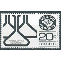Sc 1110 Año 1975 Exporta Serie 6 Productos Quimicos 20c